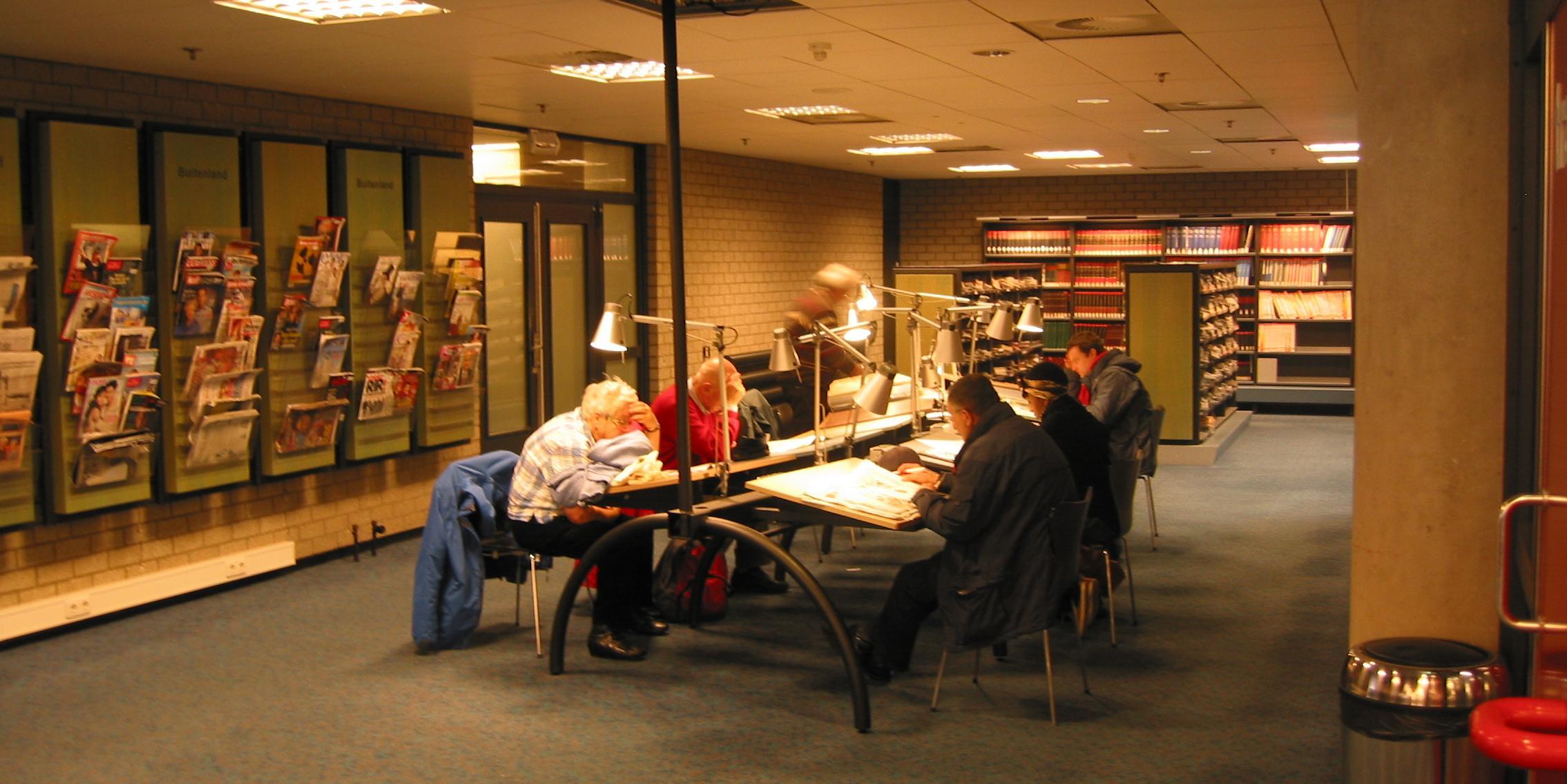 Atelier lek onafhankelijk lichtontwerp energiescan bibliotheek rotterdam - Tot zijn bibliotheek ...
