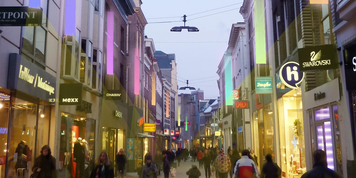 Atelier LEK   Onafhankelijk lichtontwerp - Masterplan Arnhem